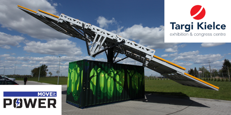 Solar Container at MSPO Kielce 2019