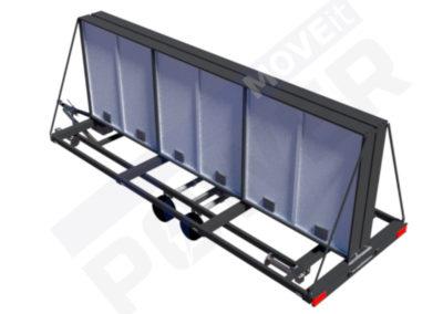 solar trailers